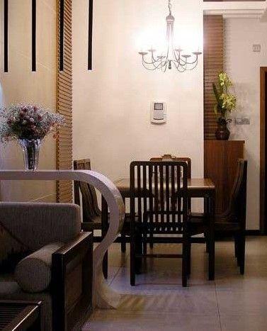 中式餐厅装修效果图案例,找到自己喜欢的中式厨房了吗,根据受