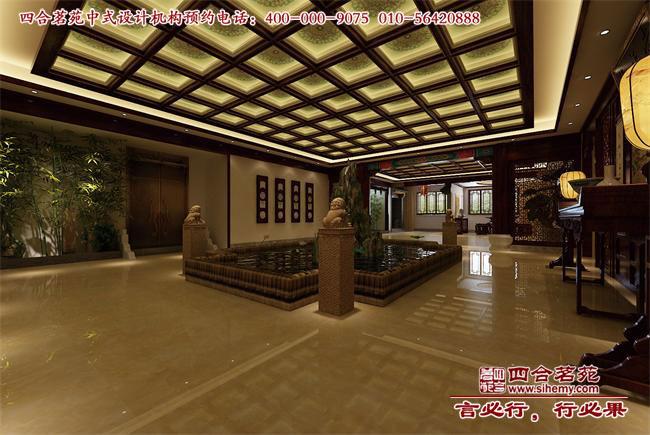 家具展厅水系设计效果图高清图片