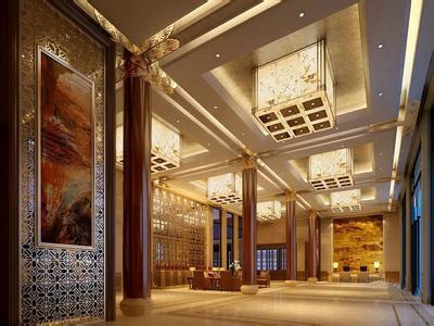 设计传统建筑风格的酒店宾馆.   中式宾馆装修风格要因地制