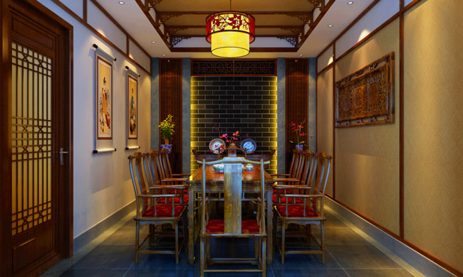 中式别墅设计风格有什么好处 图文
