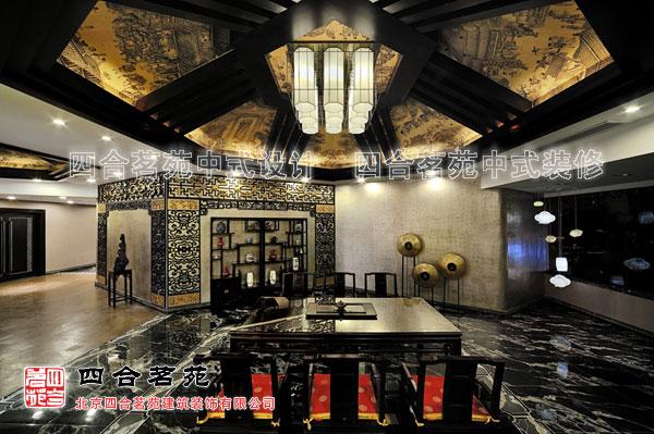 装饰画对豪华酒店装修设计风格的影响