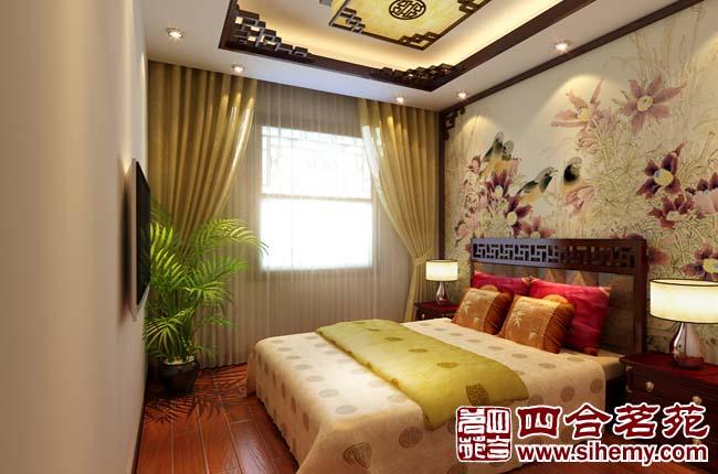 情侣酒店装修设计酒店装修房间-2欣赏