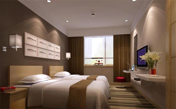 酒店装修合同样本酒店房间装修效果图引用欣赏