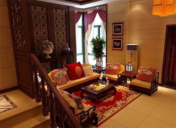 中式复古风格装修简述中式风格住宅几大元素配饰的运用 图文