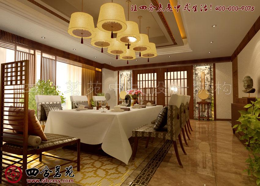 新中式风格酒店设计