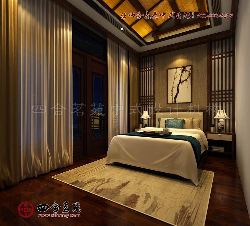 艺术生活 新中式别墅设计图展现雅致与轻奢新中式别墅设计图