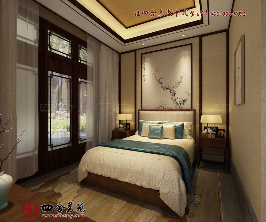 新中式别墅设计图展现雅致与轻奢新中式别墅设计图