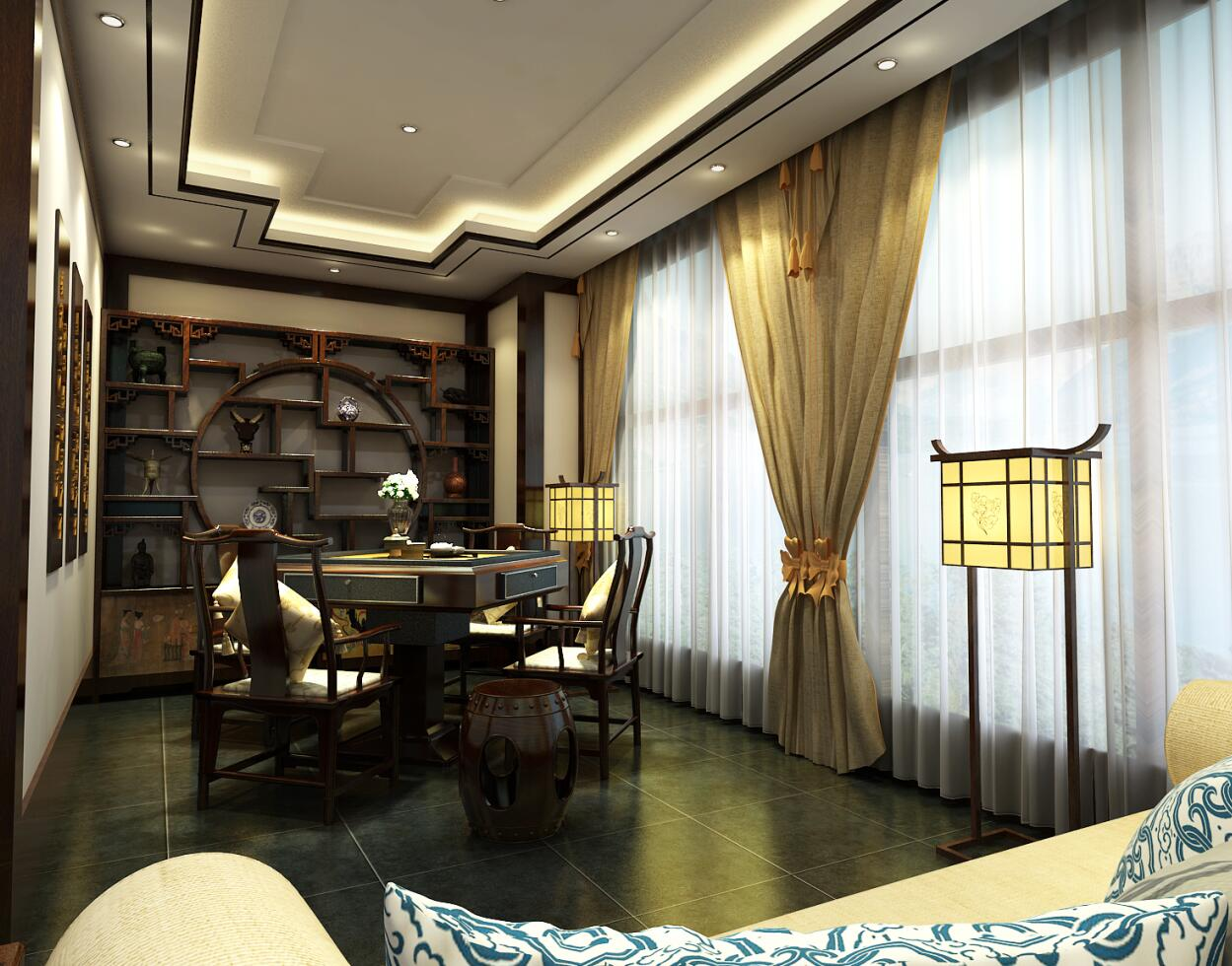 茶楼古典装修设计方案