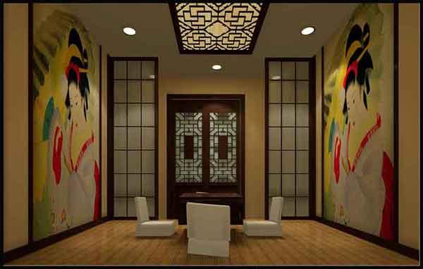 教育背景 中央工艺美术学院环艺系 -中式装修设计 中式风格装修图片
