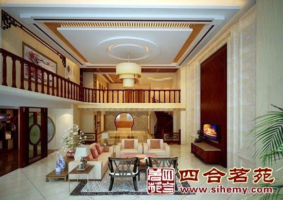 中式别墅古典风格设计赏析
