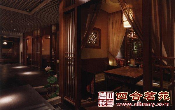 中式茶樓設計方案
