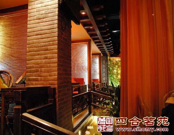 中式茶楼设计品味茶的精清静寂 茶楼包间效果