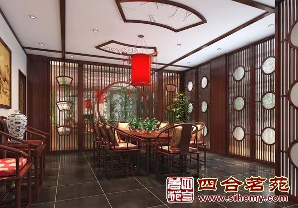 中式红酒·茶会所图片