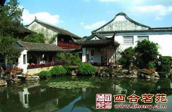 中国古典园林的特点之----江南园林