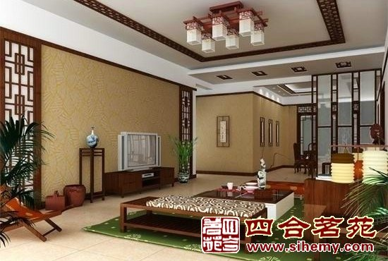 家庭装修设计:客厅的九种布置技巧