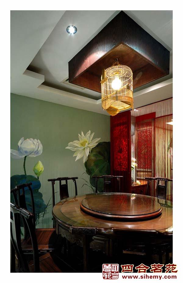 古典中式酒店设计--望江南(二)