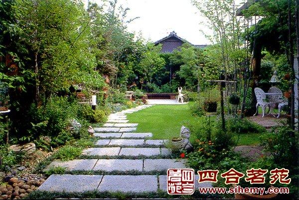别墅园林景观绿化设计