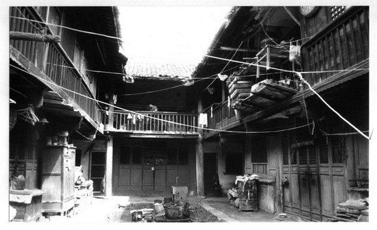 巴蜀古建筑屋身_中式装修|中式设计第一品牌|中式装修