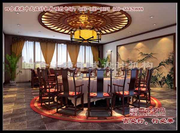 中式会所装修 中式会所装修效果图 中式装修案例-小休息室