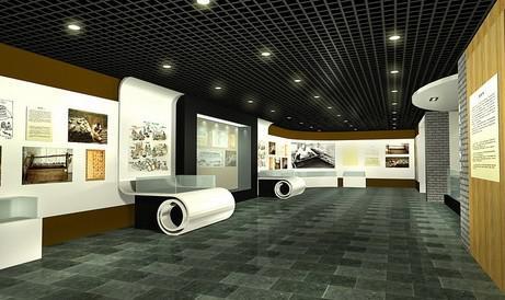 展厅设计之简约风